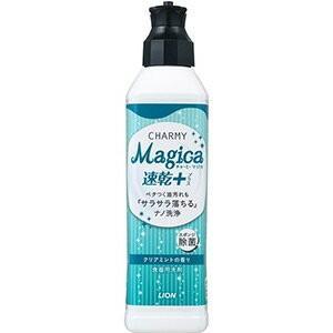 CHARMY Magica(チャーミーマジカ) 速乾+ クリアミントの香り 本体(220mL)