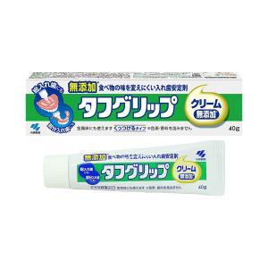 ● クリーム状なので、だ液などの水分を含むと徐々に溶け出して粘着力を増し、しっかり安定させます。  ...