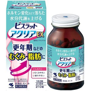 【第2類医薬品】 小林製薬 ビスラットアクリアEX 210錠