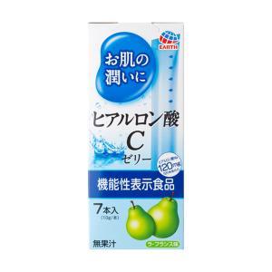 お肌の潤いに ヒアルロン酸Cゼリー 10g×7本 □