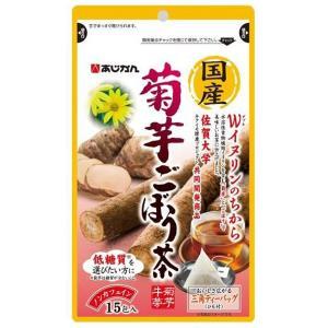 あじかん 国産菊芋ごぼう茶 1g×15包