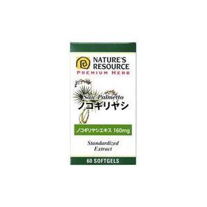 ネイチャーメイド ネイチャーズリソース ノコギリヤシ (60粒入/30日分)