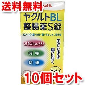 「ヤクルトBL整腸薬S錠 108錠」は、ビフィズス菌・乳酸菌に塩化カルニチンを配合した整腸薬です。整...