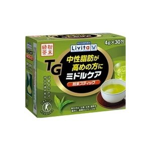 ミドルケア 粉末スティック(4g×30包) 特定保健用食品
