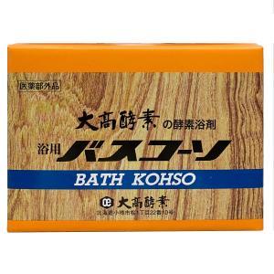 大高酵素 バスコーソ 100g×6袋入り 医薬部外品|benkyoudou