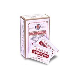 頭痛・生理痛・急な発熱に  ヘデクパウダーは、約100年の歴史を持つ安心して服用できる鎮痛解熱薬です...