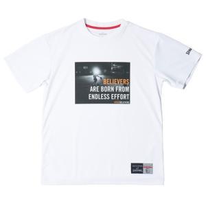 バスケット ウェア 半袖 Tシャツ トゥルービリーバーズ エフォート SMT181030 バスケ 練...