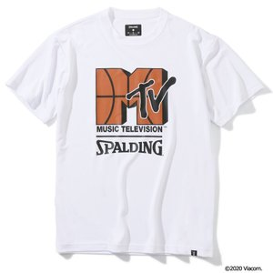 バスケット ウェア Tシャツ MTV バスケットボール SMT200010 バスケ 練習着 メンズ ...