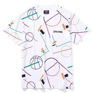 バスケット ウェア Tシャツ ボールオンザコート SMT201230 バスケ 練習着 メンズ レディ...