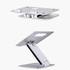ノートパソコン スタンド ラップトップスタンド パソコンスタンド 収納 姿勢調整 高さ/角度調整可能...