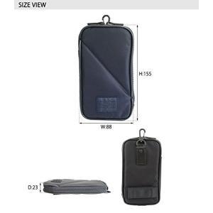 [ポーター]PORTER オプション OPTION モバイルケース M 526-06161 ネイビー...
