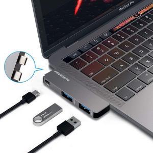 """OneOdio USB C ハブUSB Type C ハブ MacBook Pro 13""""/15"""" ..."""