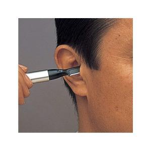パナソニック 耳毛カッター 黒 ER402PP-K|benriithiban