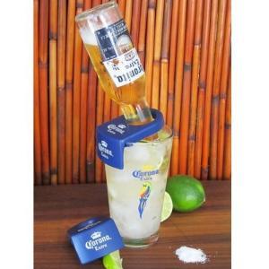 コロナリータ ホルダー 2個セット コロナボトルホルダー・タンブラーグラス用 並行輸入品|benriithiban