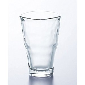 アデリア ゆらら ゆらら タンブラーL X 3個 (日本酒 焼酎グラス)