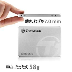 Transcend SSD 1TB 2.5インチ SATA3 6Gb/s MLC採用 TS1TSSD...