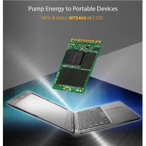 Transcend SSD 256GB M.2 2242 SATA III 6Gb/s TS256G...