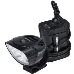 Light&Motion(ライトアンドモーション) 日本正規品ヘッドライト SECA 2200 ENDURO セカ2200エンデューロ IP|benriithiban