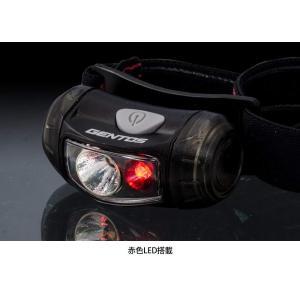 GENTOS(ジェントス) LED ヘッドライト 明るさ95ルーメン/実用点灯7.5時間/防滴 CP-095D ANSI規格準拠|benriithiban