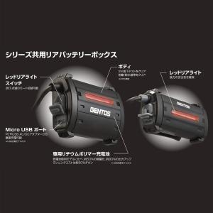 GENTOS(ジェントス) LED ヘッドライト USB充電式 明るさ320ルーメン/実用点灯4.5時間/耐水 GT-305R ANSI規格|benriithiban