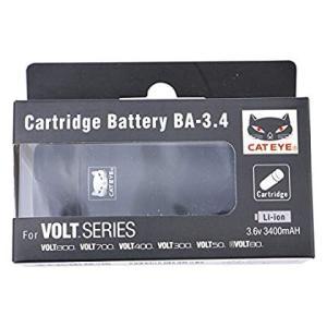 キャットアイ(CAT EYE) カートリッジバッテリー BA-3.4 VOLTシリーズ用 53426...