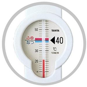 タニタ 湯温計 ホワイト 5416-WH