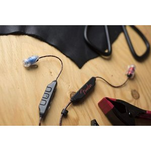 Fender Puresonic Wireless Earbuds ワイヤレスイヤホン Blueto...