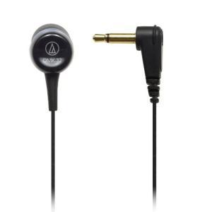 audio-technica カナル型イヤホン モノラル ラジオ用 片耳タイプ DMK-32