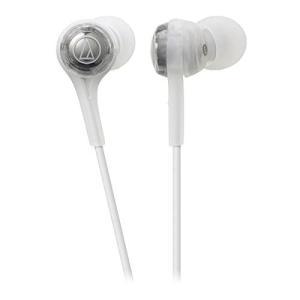 オーディオテクニカ Bluetooth対応ワイヤレスイヤホン(ホワイト)audio-technica ATH-CK200BT WH|benriithiban