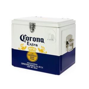 【暑い夏のお中元にも】コロナ クーラーボックス + コロナ・エキストラ ボトル 355ml×12本パ...