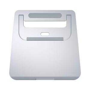 Satechi アルミ二ウム ラップトップスタンド 折り畳み式 ポータブル (ノートパソコン、タブレ...