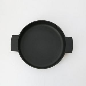 南部鉄器 釜定 鉄フライパン すき焼き鍋|benriithiban
