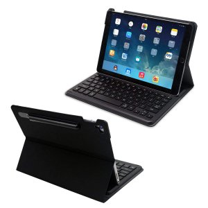 MFi認証済みスマートコネクタ接続iPadPro10.5インチ2017モデル専用キーボードスタンドケ...
