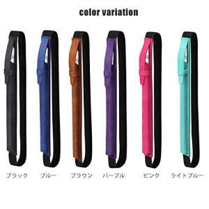 WONDER LABO (ワンダーラボ) Apple Pencil アップルペンシルケース ゴムバンド付きカバー ペンケース ホルダー iP