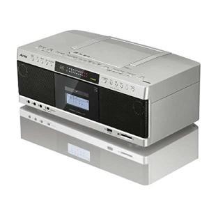 東芝 ハイレゾ対応SD/USB/CDラジカセ(サテンゴールド)TOSHIBA Aurex TY-AK1|benriithiban