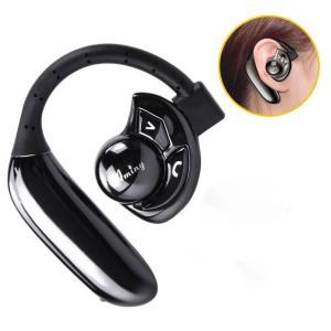 Bluetooth イヤホン 高音質 ワイヤレス ヘッドホン 無線 片耳 ブルートゥース ヘッドセット スポーツ 防汗 防滴 マイク内蔵 耳|benriithiban