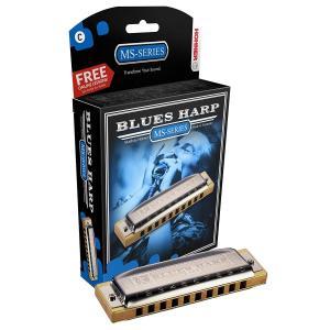 HOHNER BLUES HARP/F ブルースハープ 10ホールハーモニカ|benriithiban