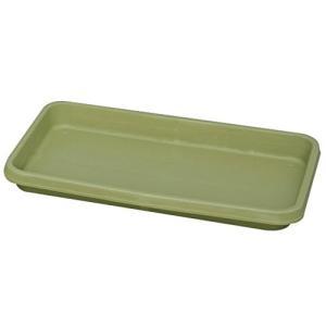 アイリスオーヤマ プランター ベジタブルプランター 受皿 480 ベジタブルグリーン|benriithiban