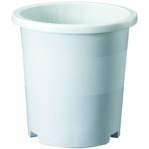 大和プラスチック 鉢・ポット 懸崖鉢 15号 φ445×H450 ホワイト|benriithiban