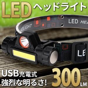 LEDライト USB 屋外 最強 充電式 アウトドア キャンプ