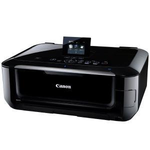 Canon インクジェット複合機 PIXUS MG6230BK 光ナビUI 6色W黒インク 自動両面印刷 有線・無線LAN搭載 サイレントモ