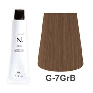 エヌドット カラー 白髪染め G-7GrB グレージュ ブラウン