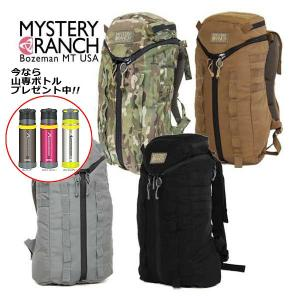 MysteryRanch (ミステリーランチ) 1DAY ASSAULT(1デイアサルトパック) BK/CY/FG/MC 山専ボトルセット beside-mountain