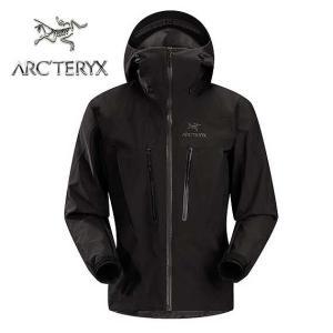 Arc'teryx(アークテリクス) Alpha SV Jacket (アルファSVジャケット) BK(ブラック)|beside-mountain