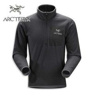 Arc'teryx(アークテリクス) APACHE AR ZIP NECK(アパッチARジップネック) Carbon Copy(カーボンコピー) 各サイズ|beside-mountain