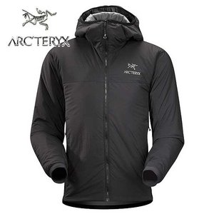 Arc'teryx(アークテリクス) Atom LT Hoody(アトムLTフーディー) BK(ブラック) |beside-mountain