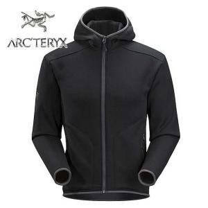 Arc'teryx(アークテリクス) Fugitive Hoody(フュージティブ フーディー) BK(ブラック)|beside-mountain