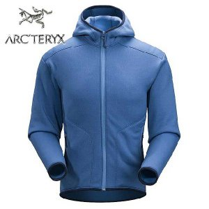 Arc'teryx(アークテリクス) Fugitive Hoody(フュージティブ フーディー) Miro Blue(ミロブルー)|beside-mountain