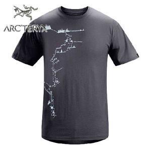 Arc'teryx(アークテリクス) Route A-Plus T-Shirt(ルートAティーシャツ) HERON|beside-mountain