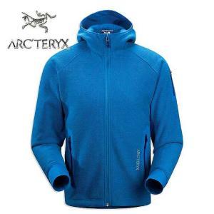 Arc'teryx(アークテリクス) Strato Hoody(ストラト フーディー) Blue Ray(ブルーレイ) 各サイズ|beside-mountain
